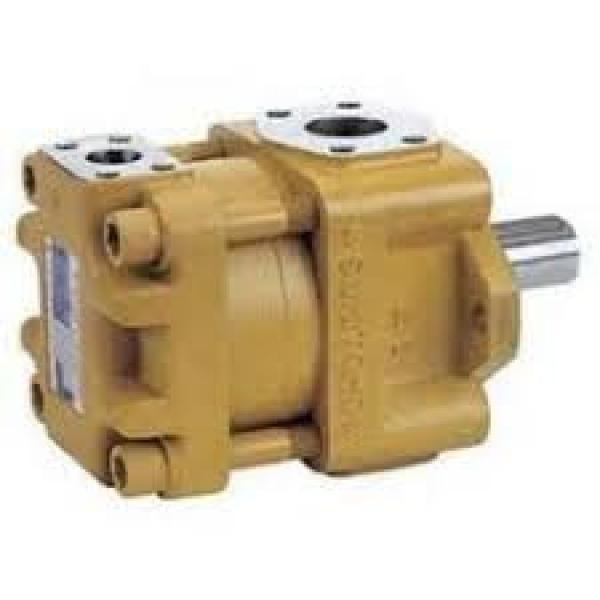 UPV-2A-35/45N*-3.7A-4-Z-17 Pompes à piston hydraulique de la série NACHI UPV Origine Japon #1 image